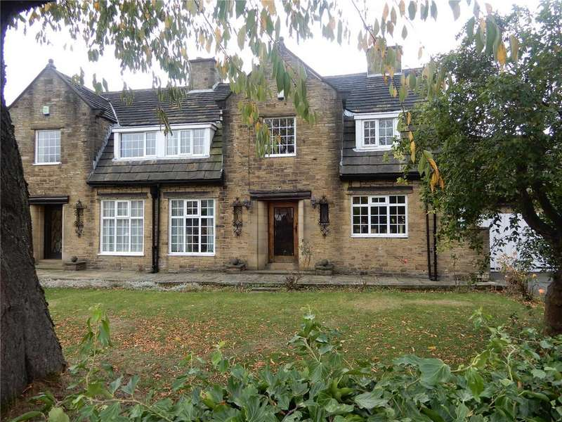 5 Bedrooms Semi Detached House for sale in Broomfield Road, Fixby, Huddersfield, HD2