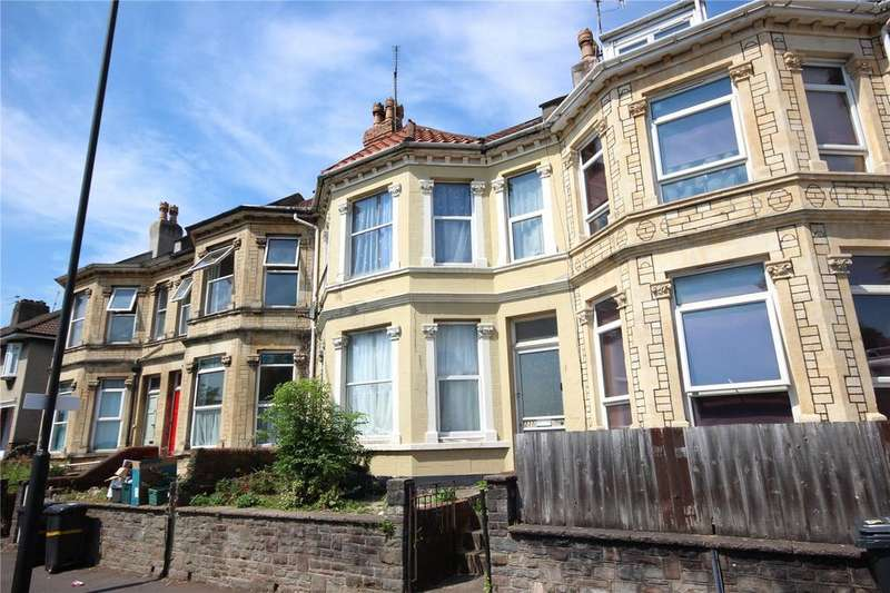4 Bedrooms Terraced House for sale in Ashley Down Road, Ashley Down, Bristol, BS7