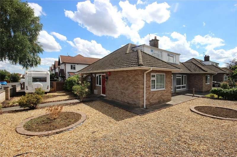 3 Bedrooms Bungalow for sale in Henleaze Park Drive, Henleaze, Bristol, BS9