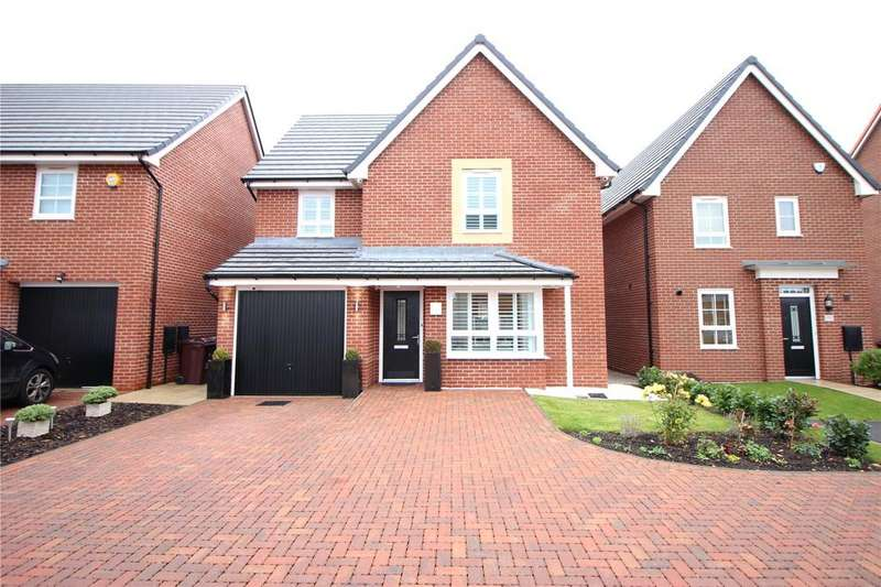 4 Bedrooms Detached House for sale in Springwell Avenue, Liverpool, Merseyside, L36