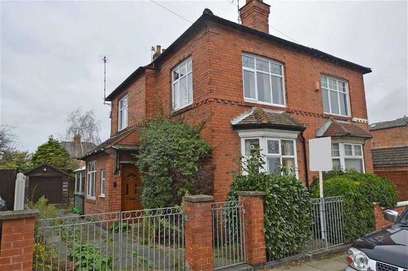 2 Bedrooms Semi Detached House for sale in Cyprus Road, Aylestone