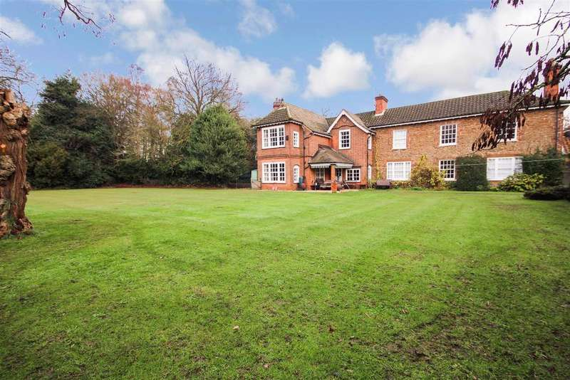 9 Bedrooms Detached House for sale in Normanby, North Lincolnshire