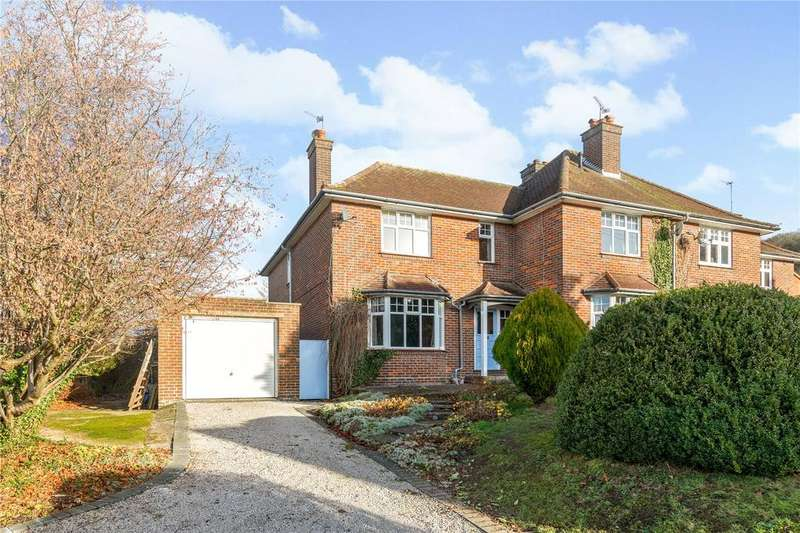 4 Bedrooms Semi Detached House for sale in 1 Malting Lane, Aldbury, Tring, HP23