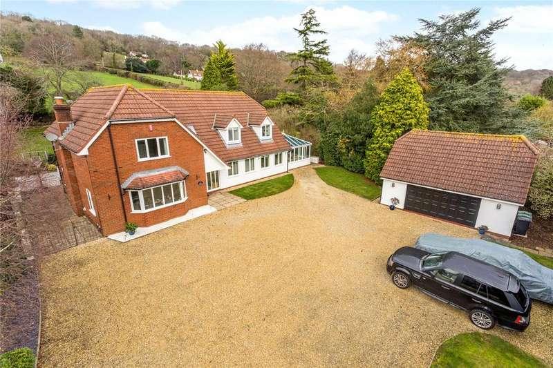 5 Bedrooms Detached House for sale in Clevedon Road, Tickenham, Clevedon, Somerset, BS21