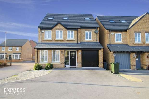 4 Bedrooms Detached House for sale in Red Kite Avenue, Wath-upon-Dearne, Rotherham, South Yorkshire