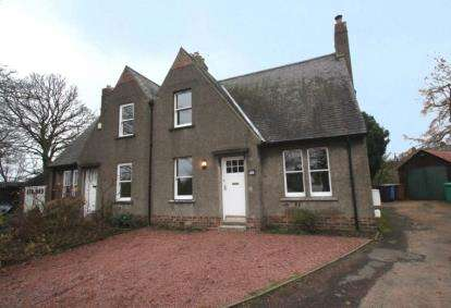 3 Bedrooms Semi Detached House for sale in Cadham Crescent, Glenrothes