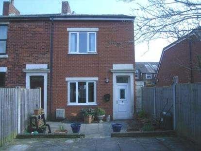 2 Bedrooms End Of Terrace House for sale in Pretoria Street, Bamber Bridge, Preston, Lancashire