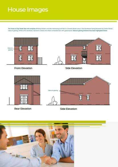 3 Bedrooms Detached House for sale in Clay Fields View, Chesterfield