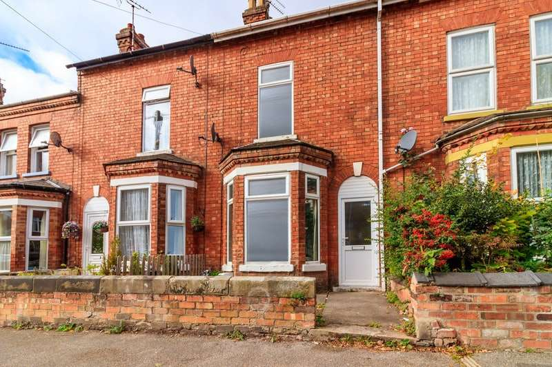 3 Bedrooms Terraced House for sale in Sandsfield Lane, Gainsborough, Lincolnshire, DN21