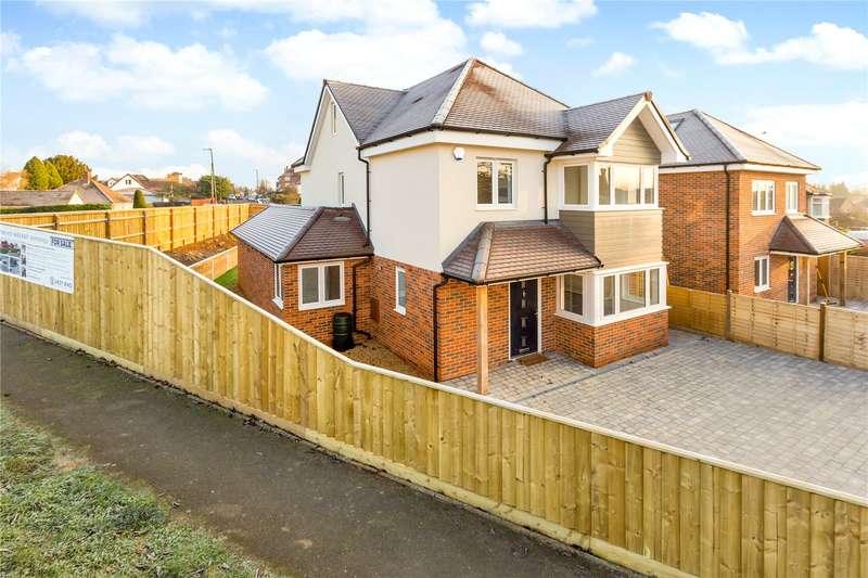 4 Bedrooms Detached House for sale in Birdwood Road, Maidenhead, Berkshire, SL6