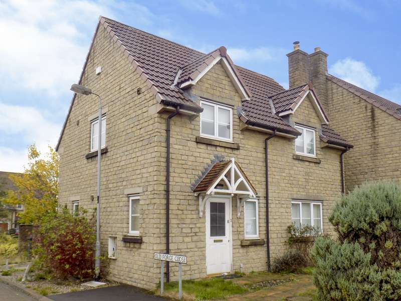 3 Bedrooms Property for sale in Old Forge Close, Brinkworth