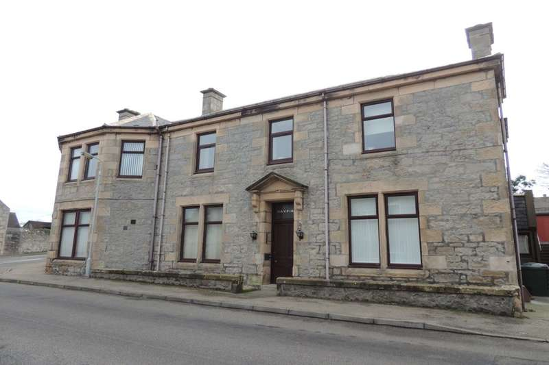 2 Bedrooms Flat for sale in James Street, Lossiemouth, IV31