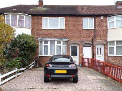 2 Bedrooms Terraced House for sale in Abbeycourt Road, Abbey Lane, Leicester, Leicestershire