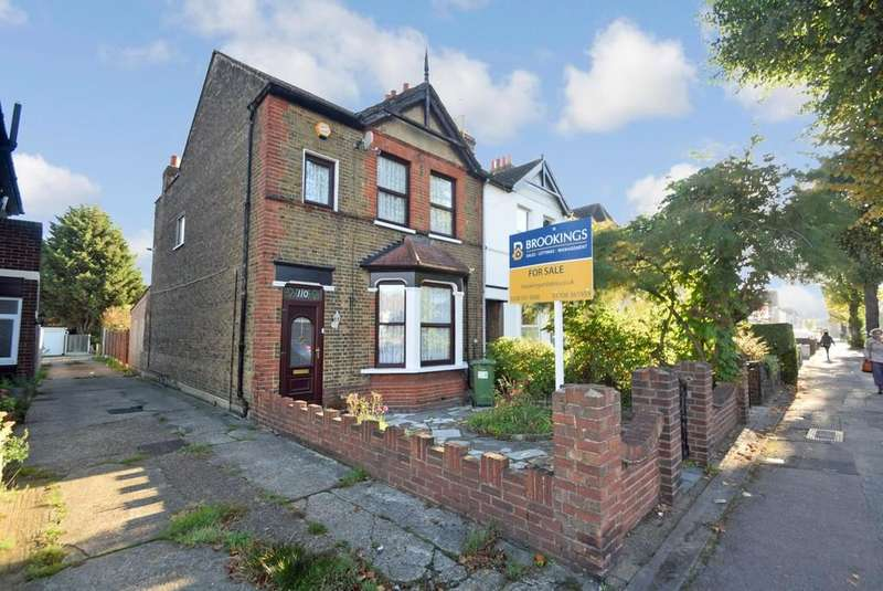 3 Bedrooms Semi Detached House for sale in Mawney Road, Romford