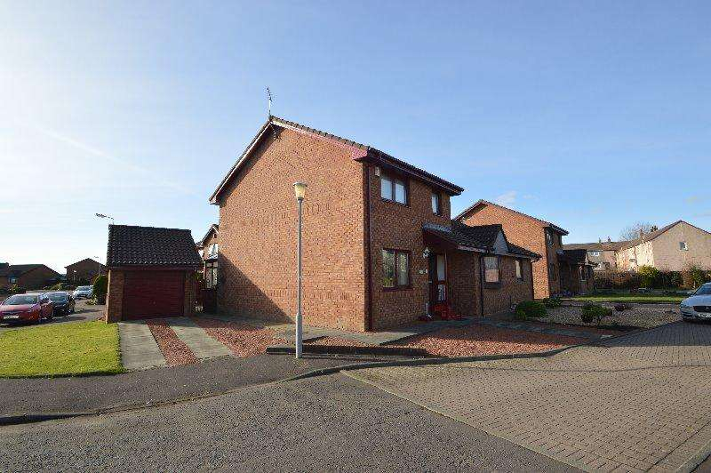 3 Bedrooms Semi Detached House for sale in Hawkhill Drive, Stevenston, North Ayrshire, KA20 3DF