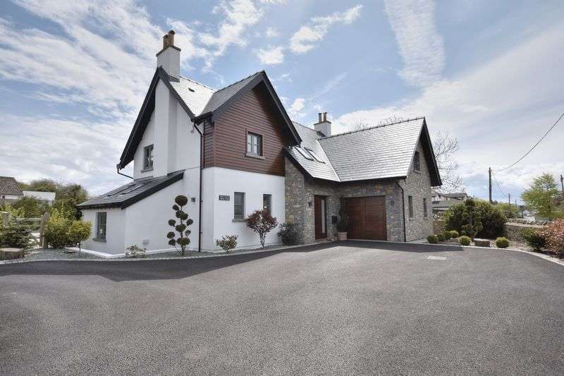 4 Bedrooms Property for sale in Min Y Nant, Brook Farm, Llanmaes, Nr. Cowbridge, Vale of Glamorgan