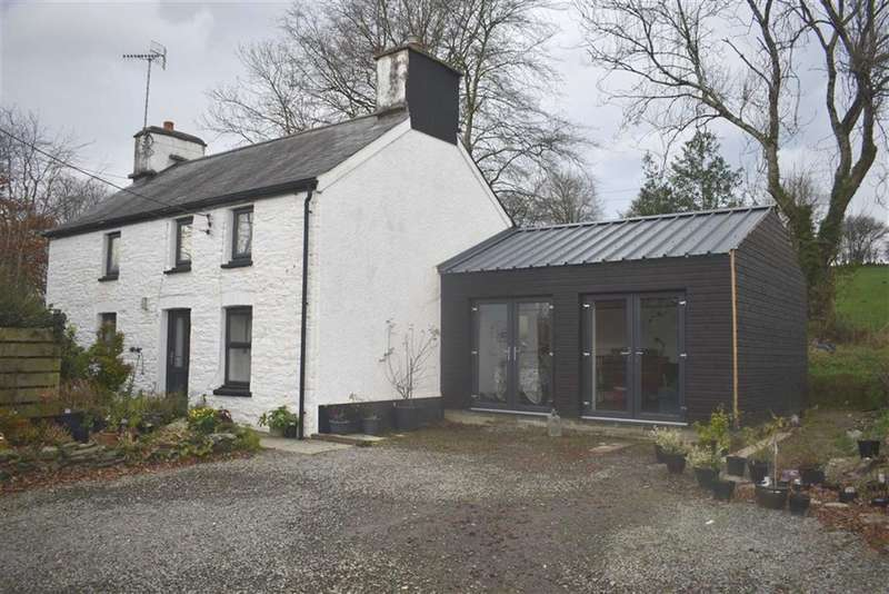 3 Bedrooms Detached House for sale in Llangeitho, Tregaron