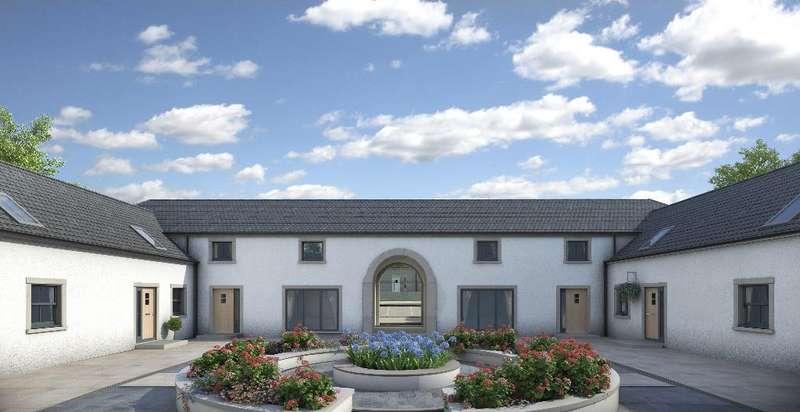 3 Bedrooms Mews House for sale in The Stables, Larbert House, Larbert, Falkirk, FK5 3NR