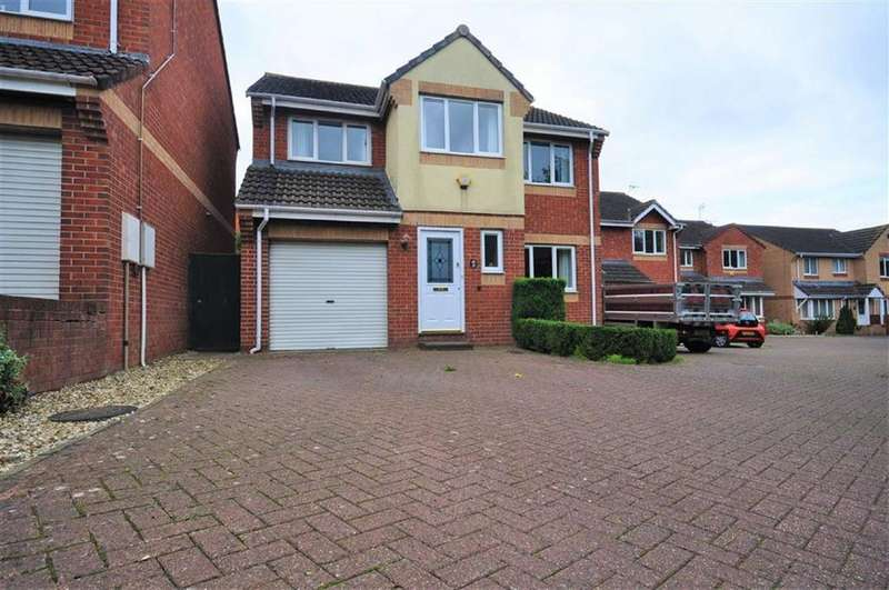 4 Bedrooms Detached House for sale in Arrowsmith Drive, Stonehouse