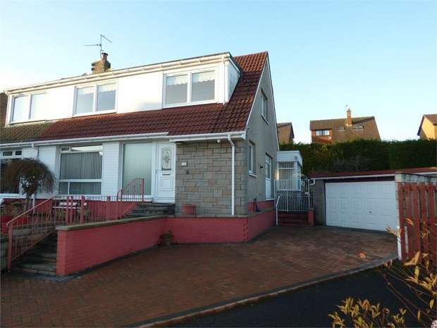 3 Bedrooms Semi Detached House for sale in Laird Street, Monifieth, Dundee, Angus