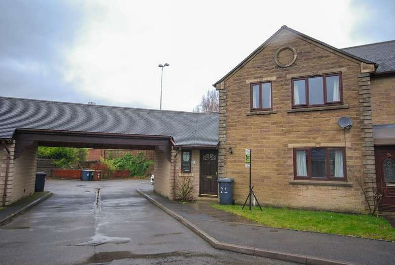 3 Bedrooms End Of Terrace House for sale in Woodside, Buxton