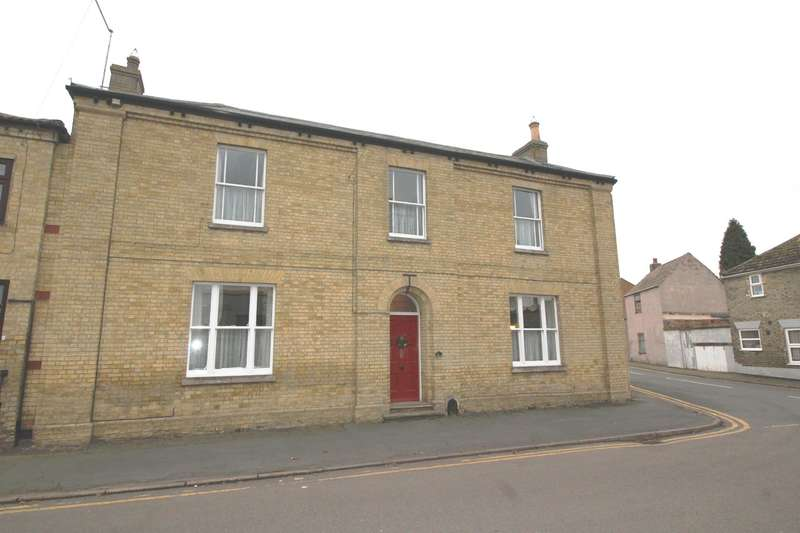 4 Bedrooms House for sale in London Street, Whittlesey, PE7