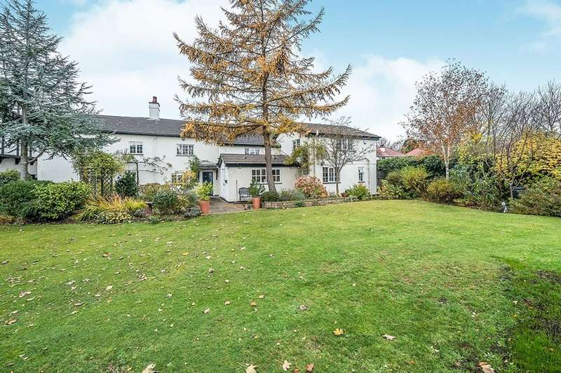 4 Bedrooms Detached House for sale in Paradise Lane, Formby, Liverpool, L37