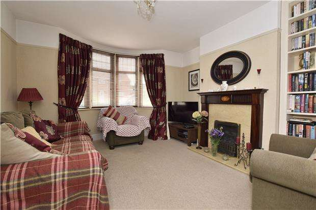 3 Bedrooms Semi Detached House for sale in Chapel Road, Hanham, BS15 8SD