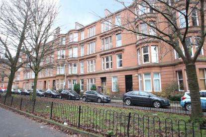 3 Bedrooms Flat for sale in Dunearn Street, Woodlands, Glasgow
