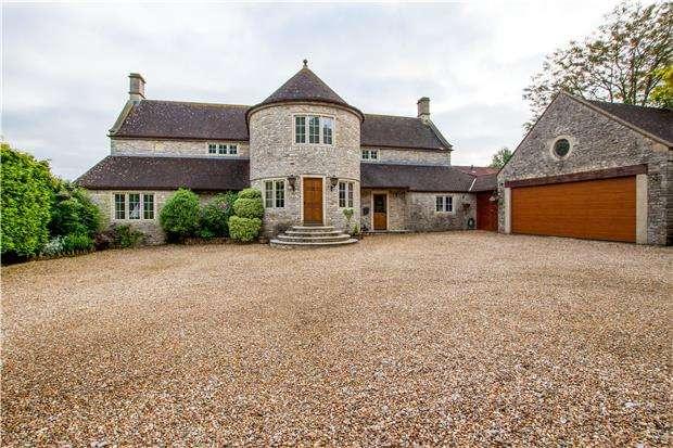 5 Bedrooms Detached House for sale in Burnett, Keynsham, BRISTOL, BS31 2TF
