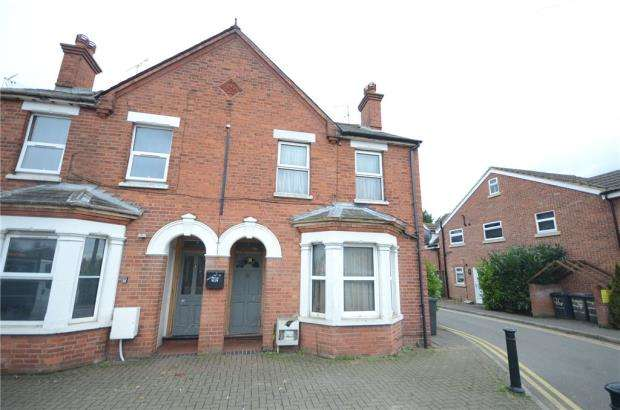 4 Bedrooms Semi Detached House for sale in School Road, Tilehurst, Reading
