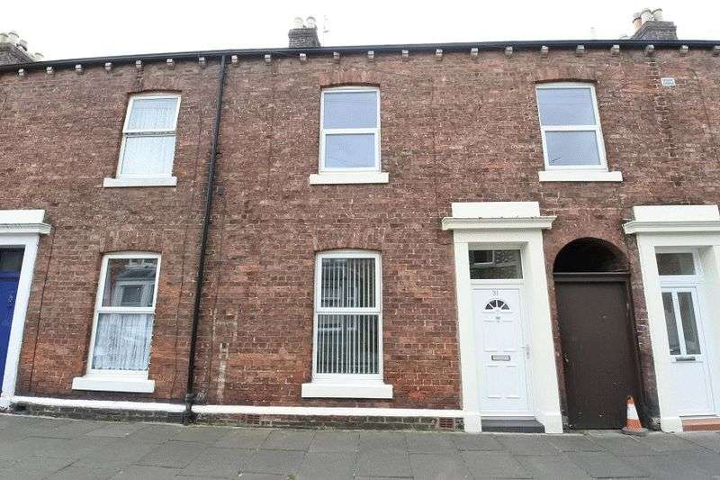3 Bedrooms Property for sale in Lorne Street, Carlisle