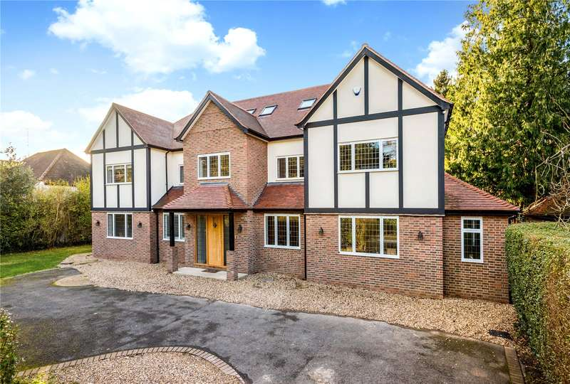 6 Bedrooms Detached House for sale in The Drive, Rickmansworth, Hertfordshire, WD3
