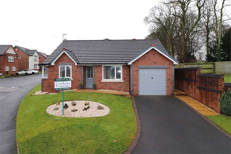 2 Bedrooms Detached Bungalow for sale in CA1 3GY Pennine View, Parkland Village, Carlisle, Cumbria