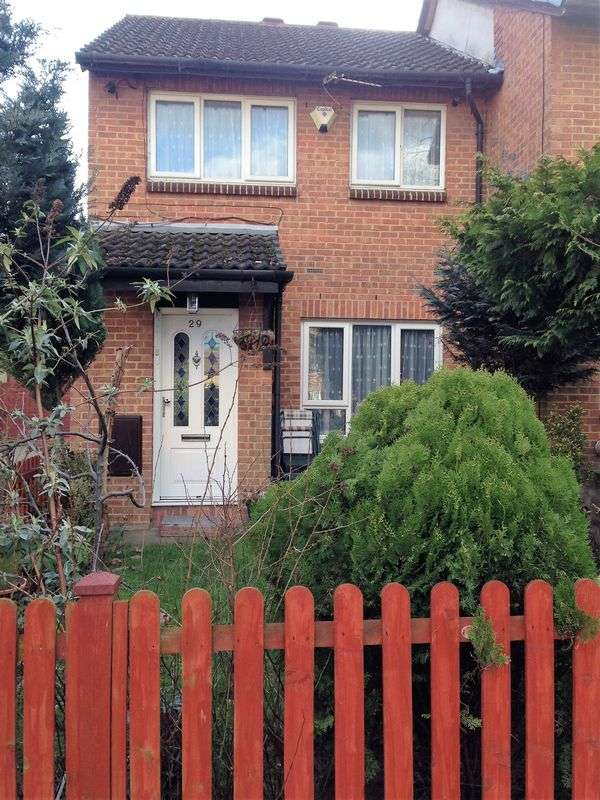 3 Bedrooms Property for sale in Haldane Road, London