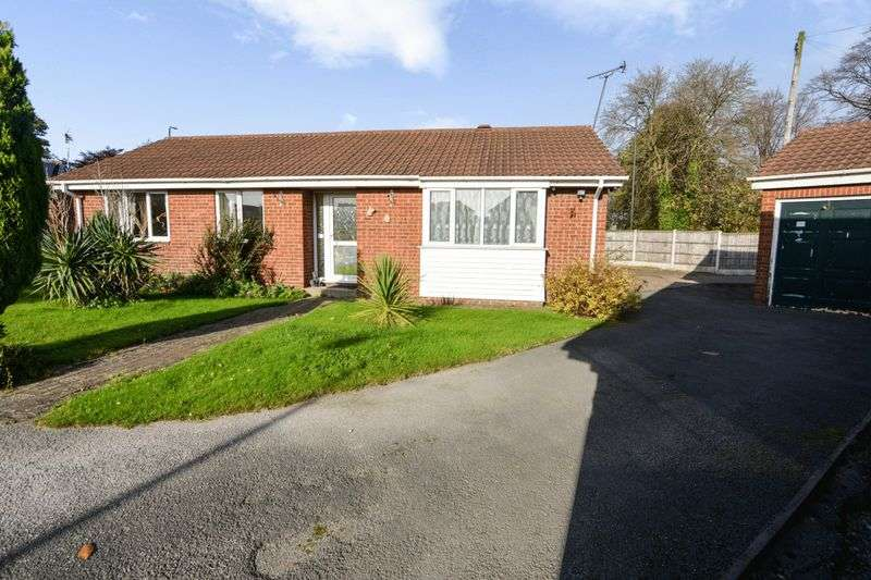 3 Bedrooms Property for sale in Pewit Close, Chesterfield