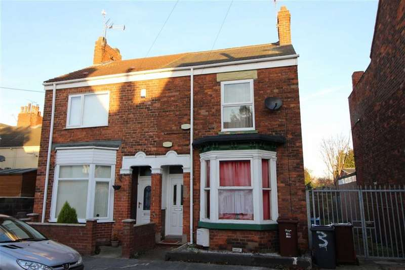 2 Bedrooms Property for sale in Endsleigh Street, Hull, East Yorkshire