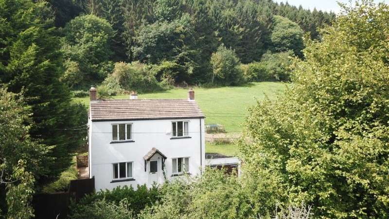 4 Bedrooms Detached House for sale in The Rookery, Jubilee Road, Mitcheldean, Gloucestershire, GL17