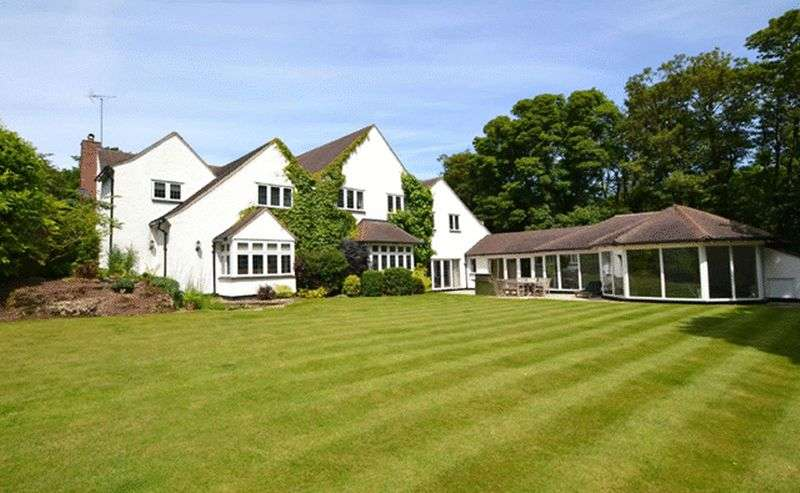 5 Bedrooms Property for sale in Kings Drive, Caldy, Wirral