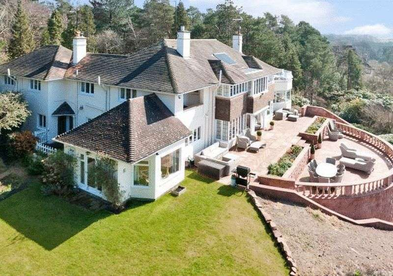 5 Bedrooms Property for sale in Telegraph Road, Thurstaston, Wirral