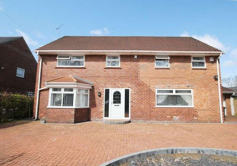 4 Bedrooms Property for sale in Knowsley Lane, Knowsley, L34