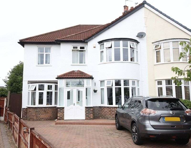 4 Bedrooms Property for sale in Welbourne Road, Childwall, Liverpool, L16