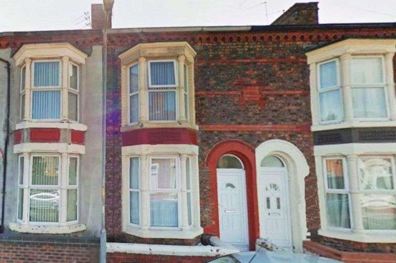 3 Bedrooms Property for sale in Antonio Street, Bootle, Liverpool, L20
