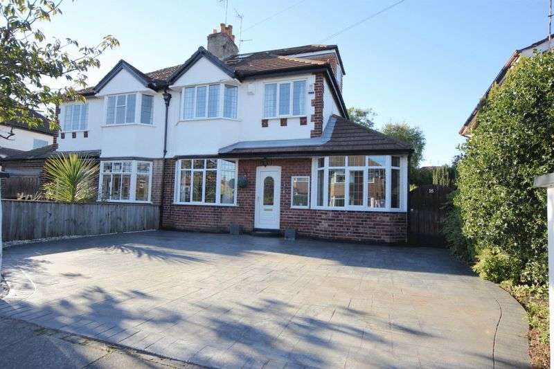 4 Bedrooms Property for sale in Loretto Drive, Upton, Wirral
