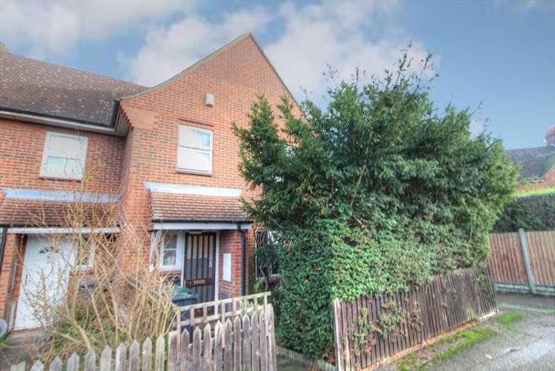 3 Bedrooms End Of Terrace House for sale in Compass Drive, Shortstown, MK42
