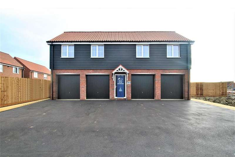 2 Bedrooms Detached House for sale in Mill View, Cowbit, Spalding