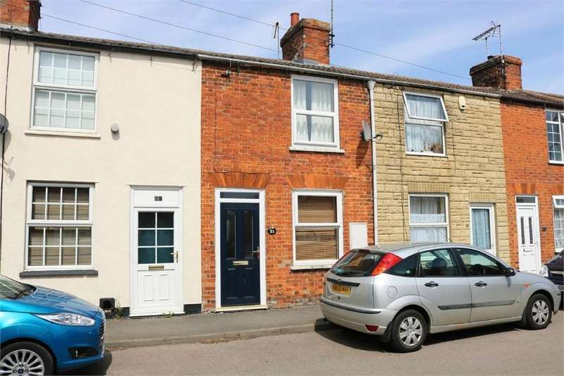 2 Bedrooms Terraced House for sale in 21 Eastgate, Bourne, Lincs