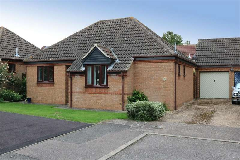2 Bedrooms Detached Bungalow for sale in Churchfields Road, Folkingham, Lincs