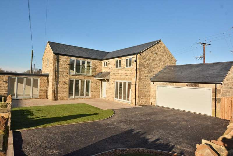 5 Bedrooms Detached House for sale in Archerfield Lodge, Howley Hall Farm, Morley
