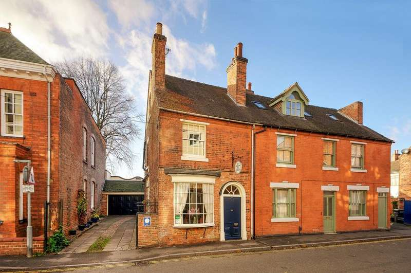 5 Bedrooms House for sale in Lower Church Street, Ashby De La Zouch, LE65
